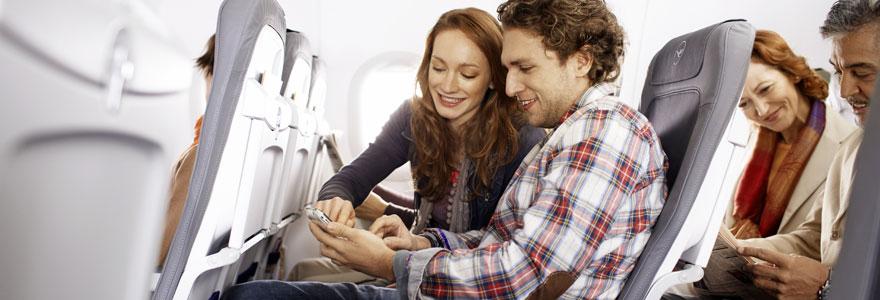 WIFI en avion