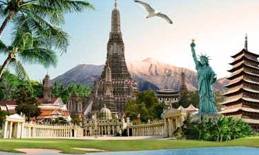 Voyage et tourisme mondial