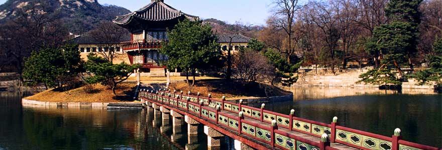voyager en Corée du Sud